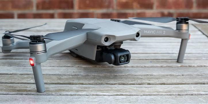 Dji Mavic Air 2 Fly More COMBO Drone Kredit Terjangkau