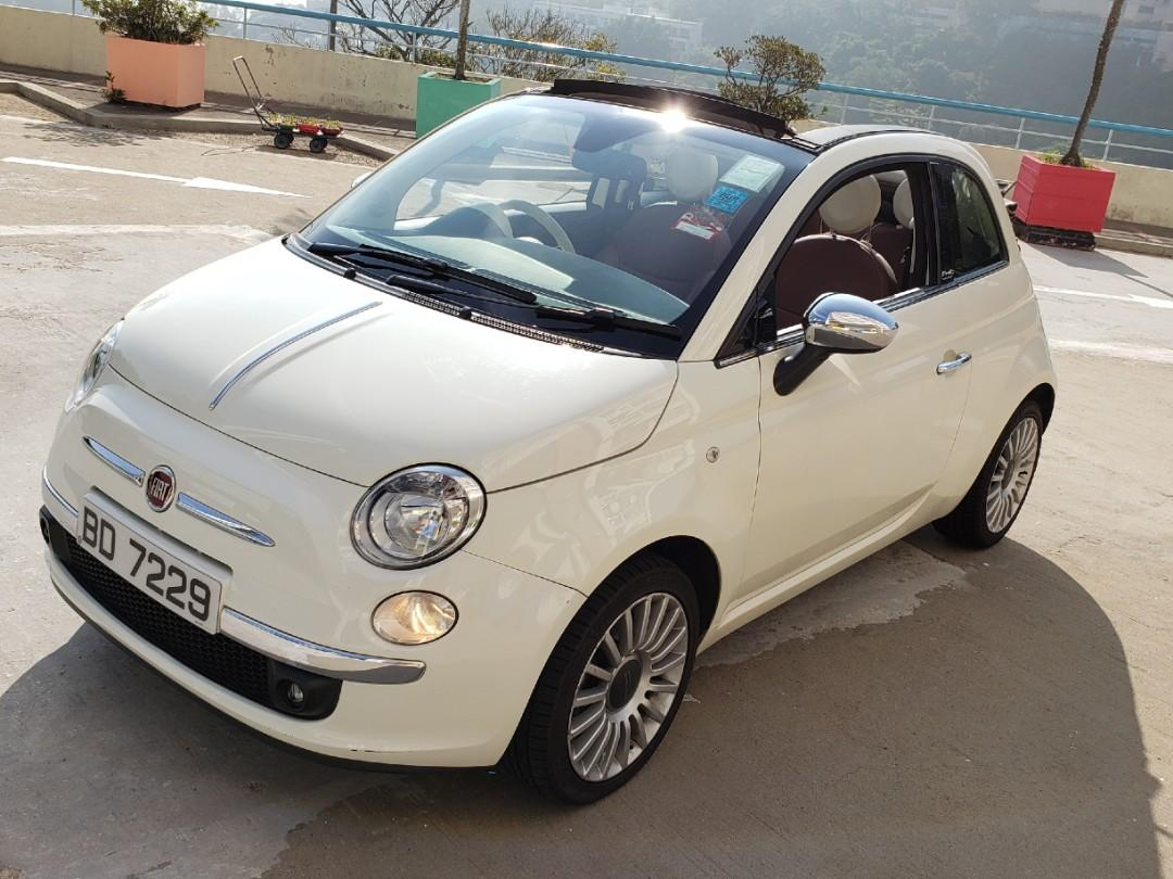 Fiat 500 1.4 Lounge Skydome (M)