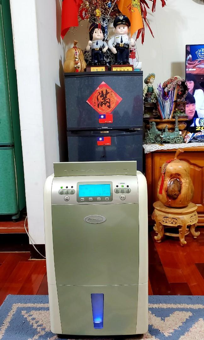 HITACHI日立除濕機(除濕能力20公升)