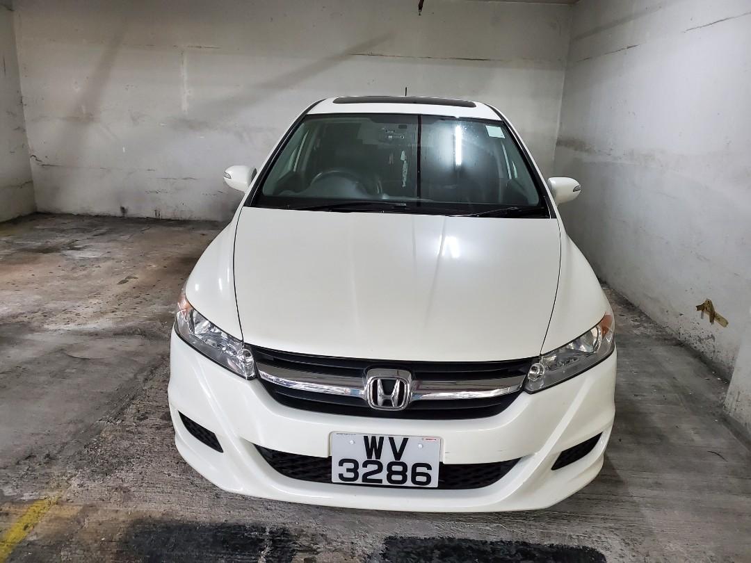 Honda Stream RN6 Auto