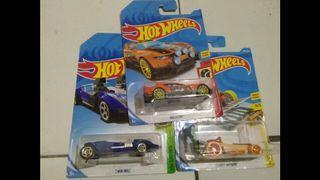 Hotwheels paket