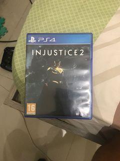 Kaset PS 4 Injustice2p