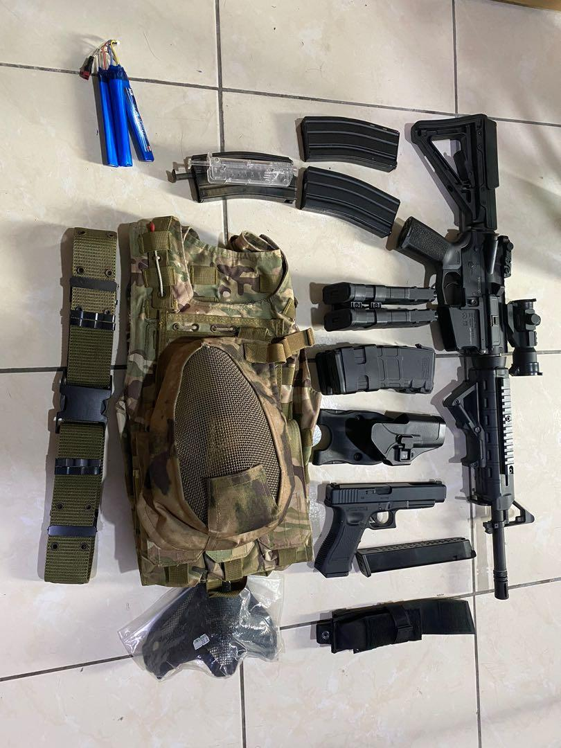 Kwa/pts rm4 erg package deal.