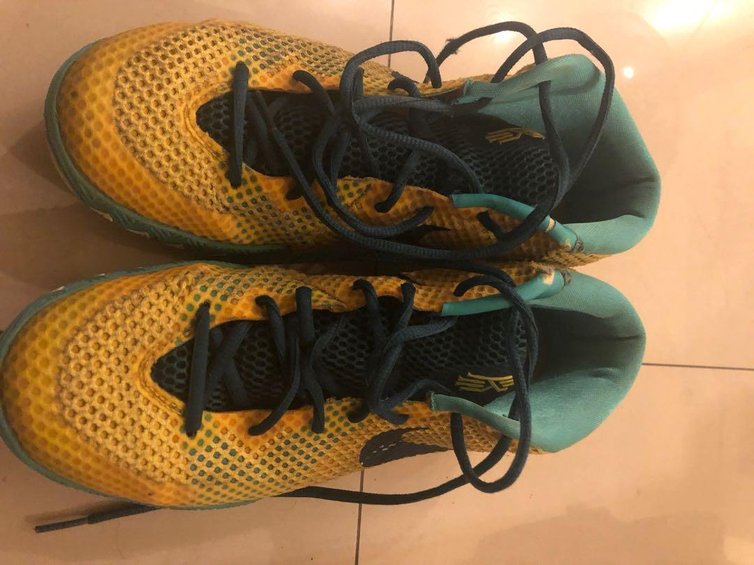 Kyrie Irving 1代