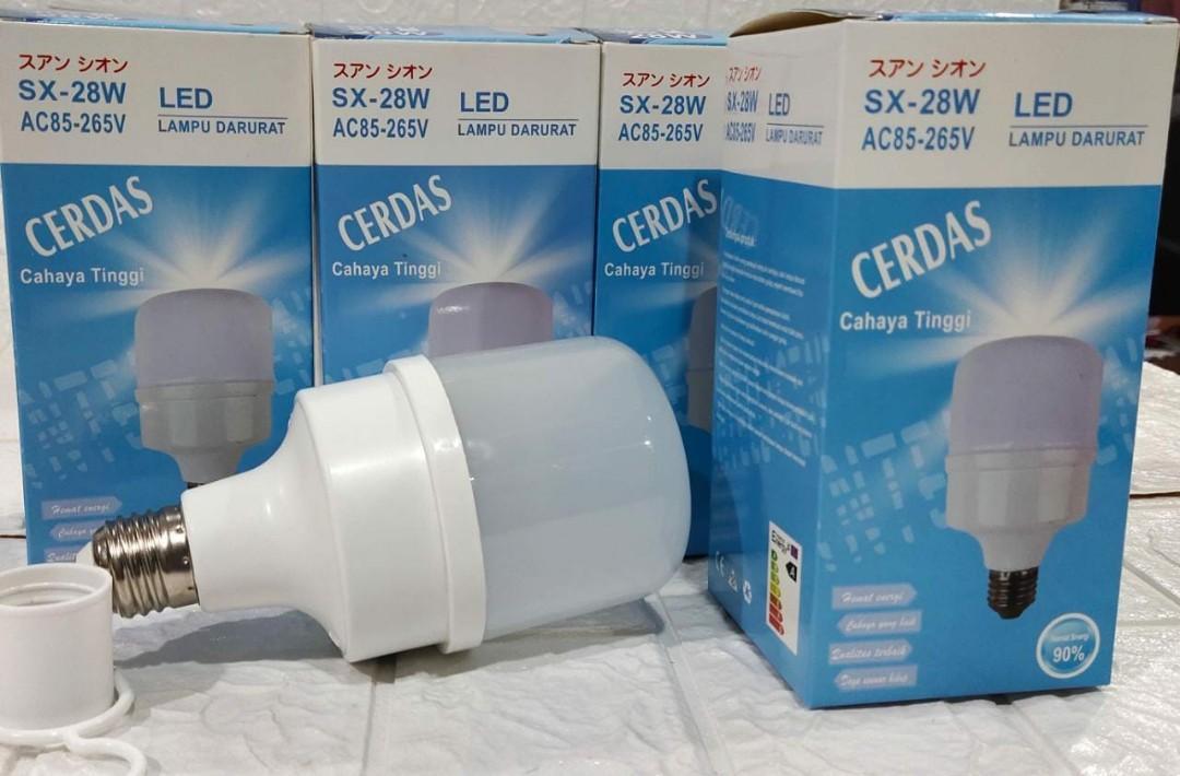LAMPU DARURAT/ EMERGENCY/ LAMPU CAMPING