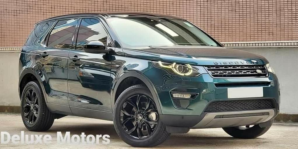 Land Rover Discovery 2.0 Sport SE 2015 Auto