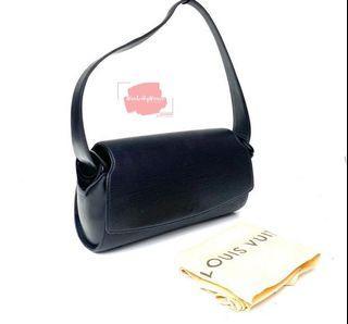 Louis Vuitton Noir Epi Leather Nocturne PM 1999'