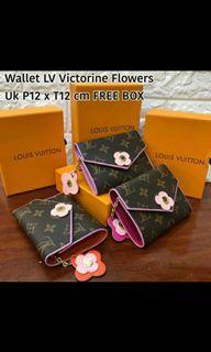 Louis Vuitton Wallet Emilie Bloom