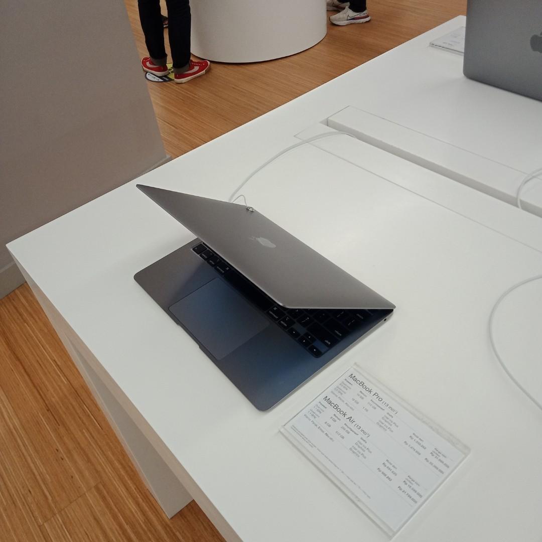 Macbook air 2020 Cicilan tanpa kartu kredit