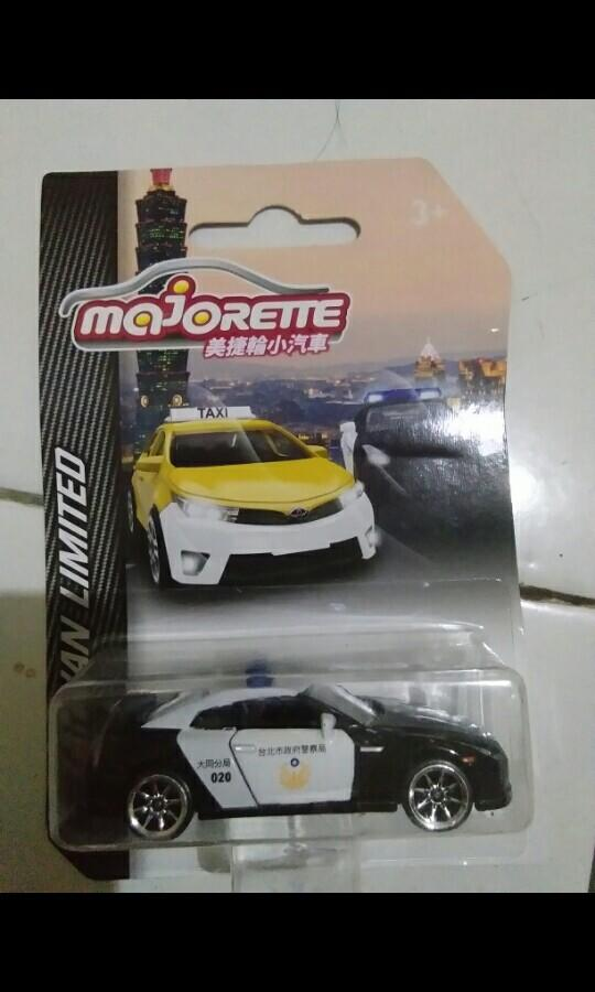 Majorette taiwan cars nissan gtr