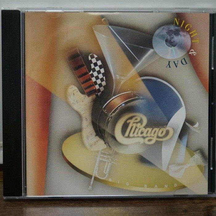 芝加哥樂團/NIGHT & DAY/ CD/FINDINGMUSIC #二手價