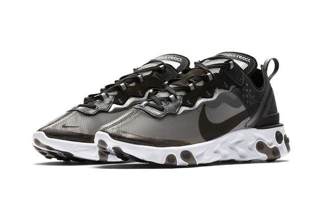 Nike React element 87 OG US7.5(fits 8