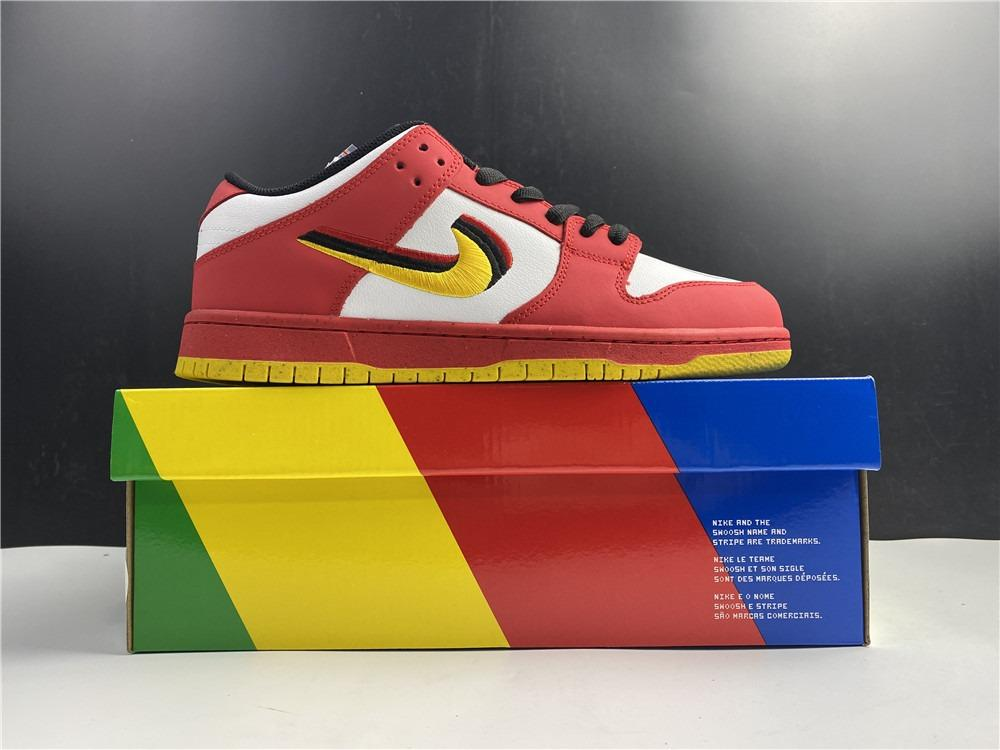 Nike SB Dunk Low PRO QS 25Th Anniversary 909242-307 Men And Women Size US4-13 EU36-47.5