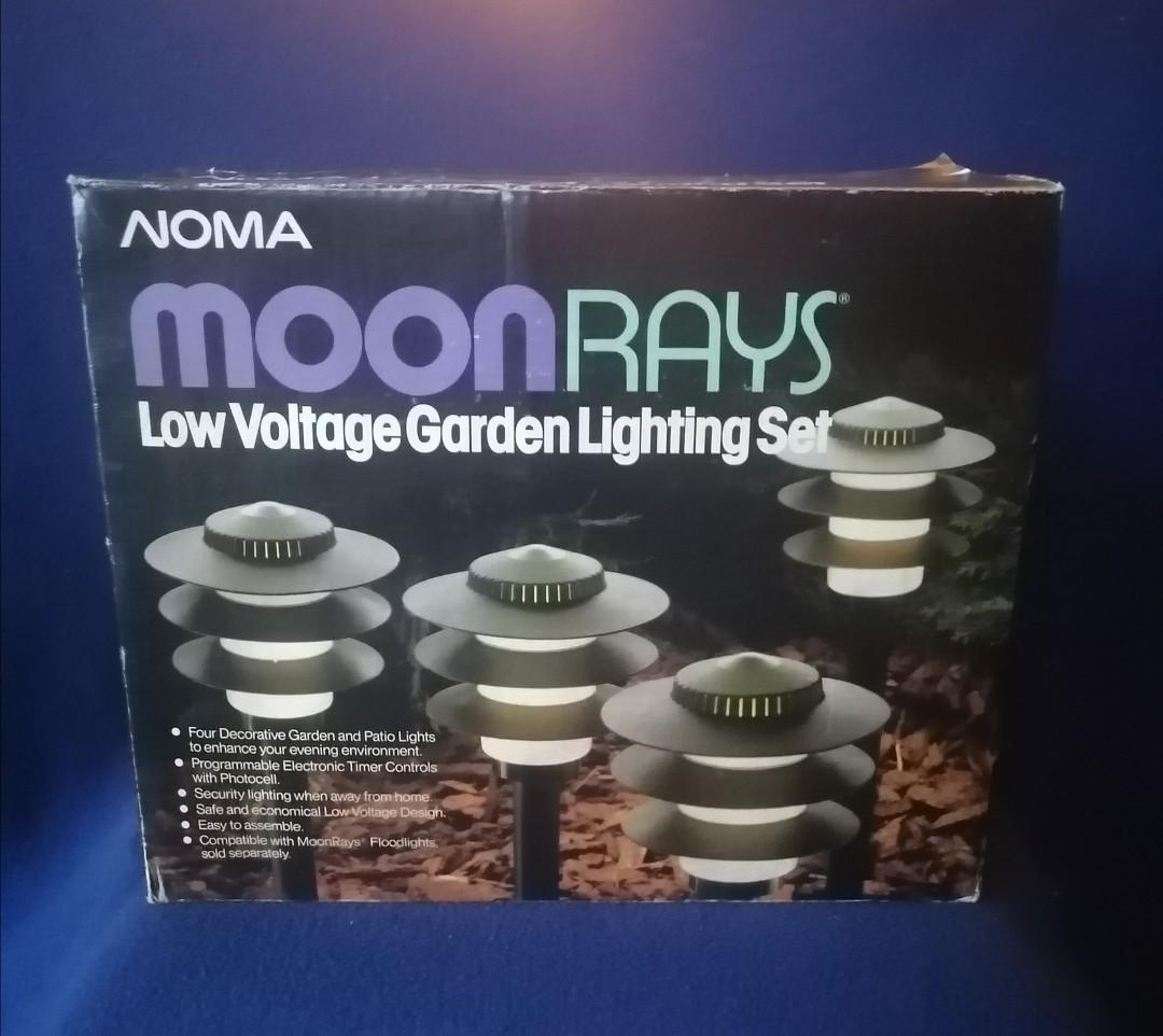 NOMA MoonRays - Set of 4
