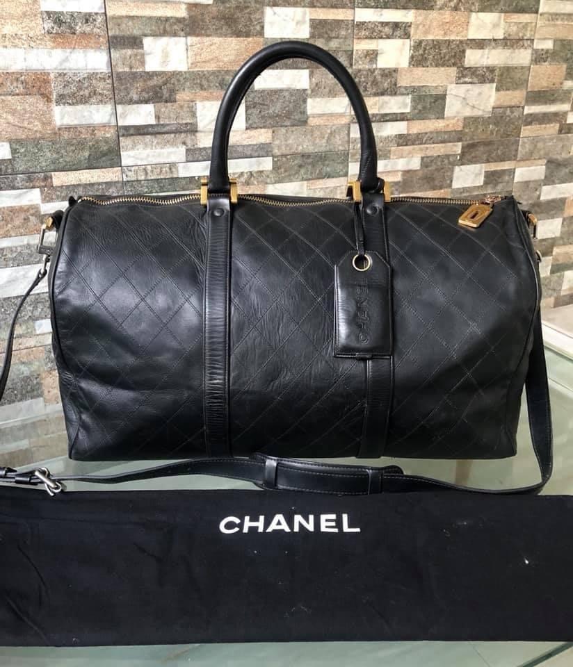 Origjnal CHANEL TRAVEL BAG