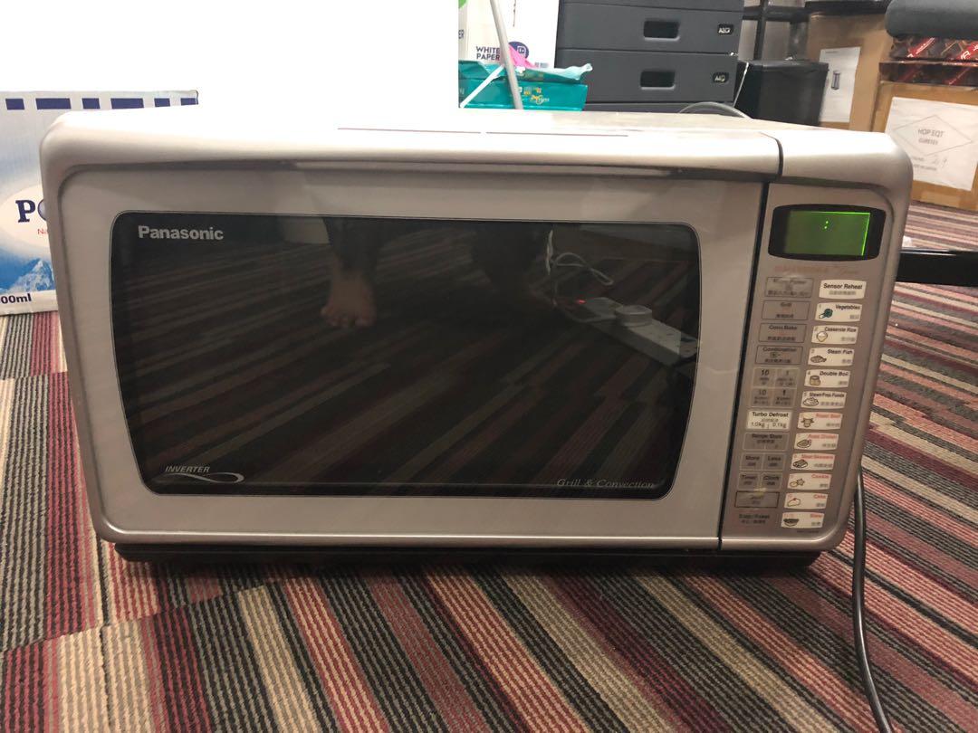 Panasonic Microwave Oven Home
