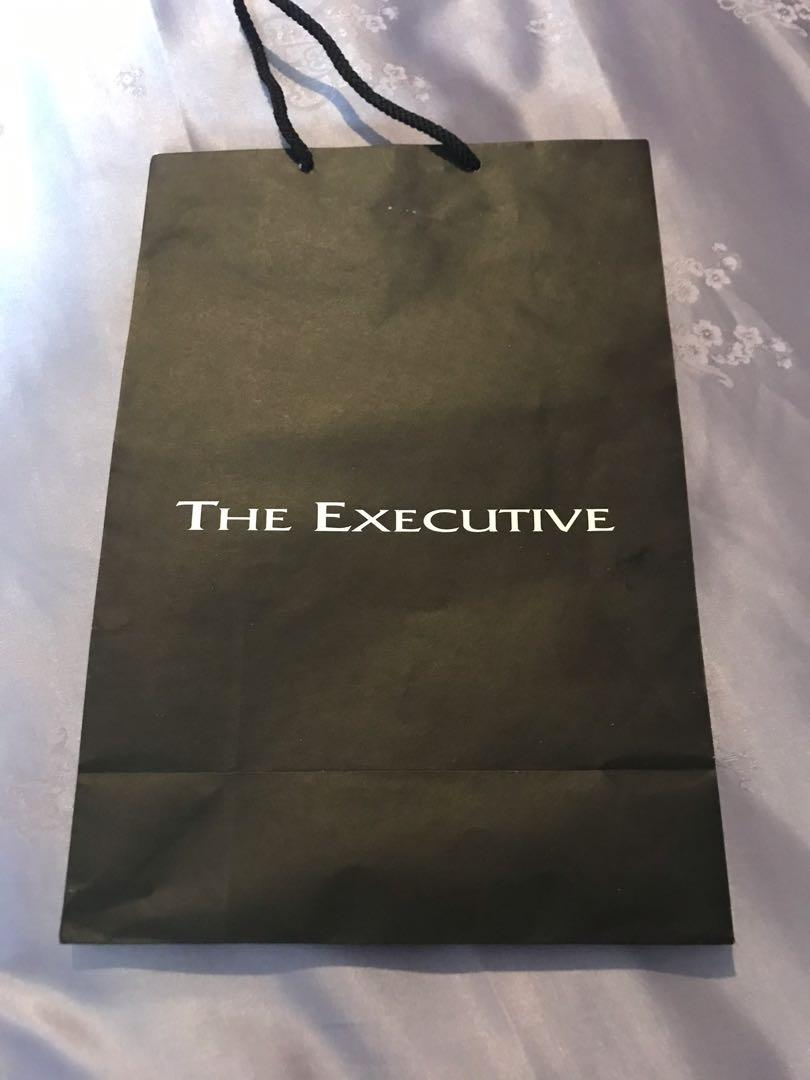 Paperbag The Executive