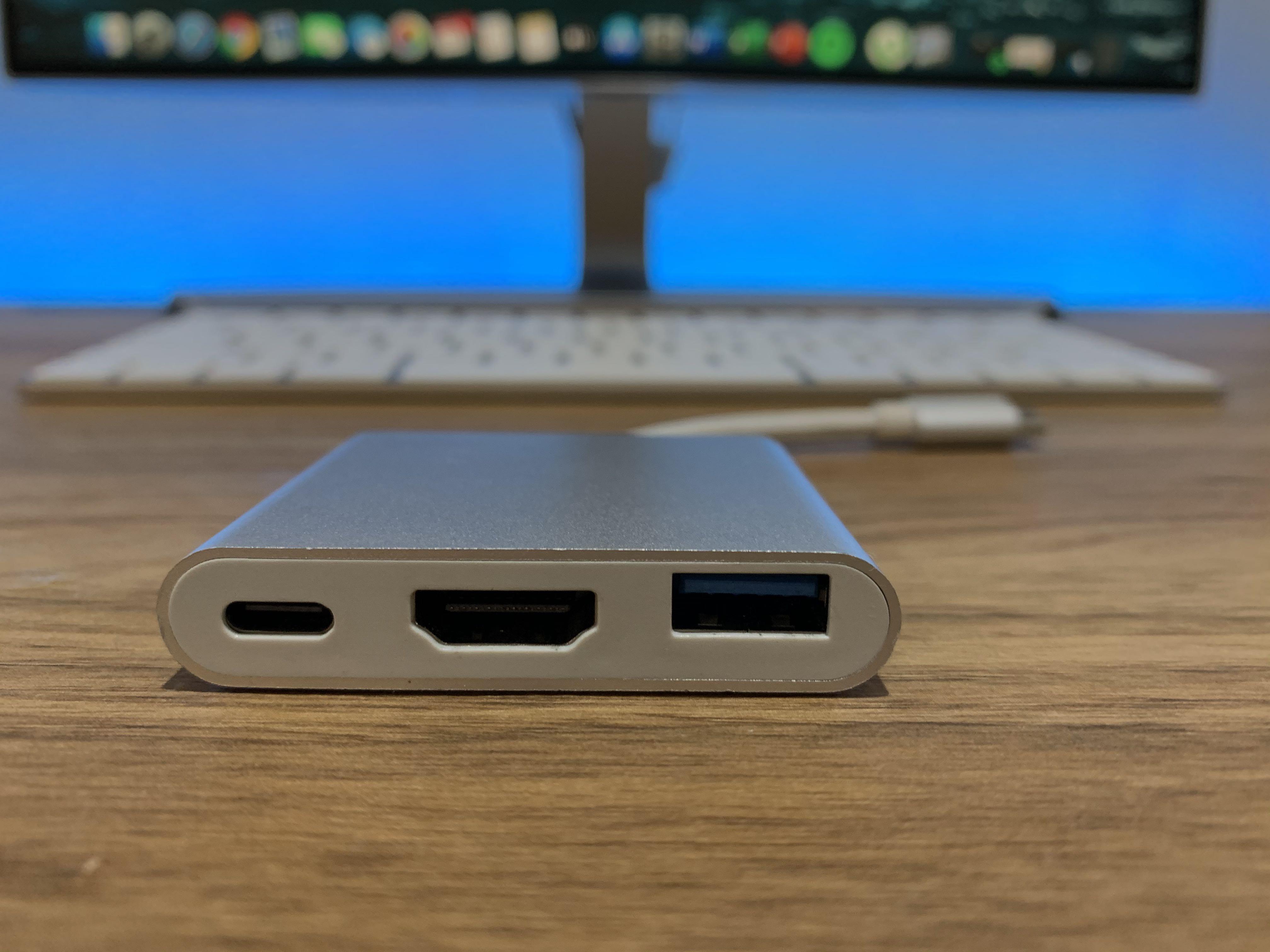 Premium Dongle USB type C / Adapter USB C