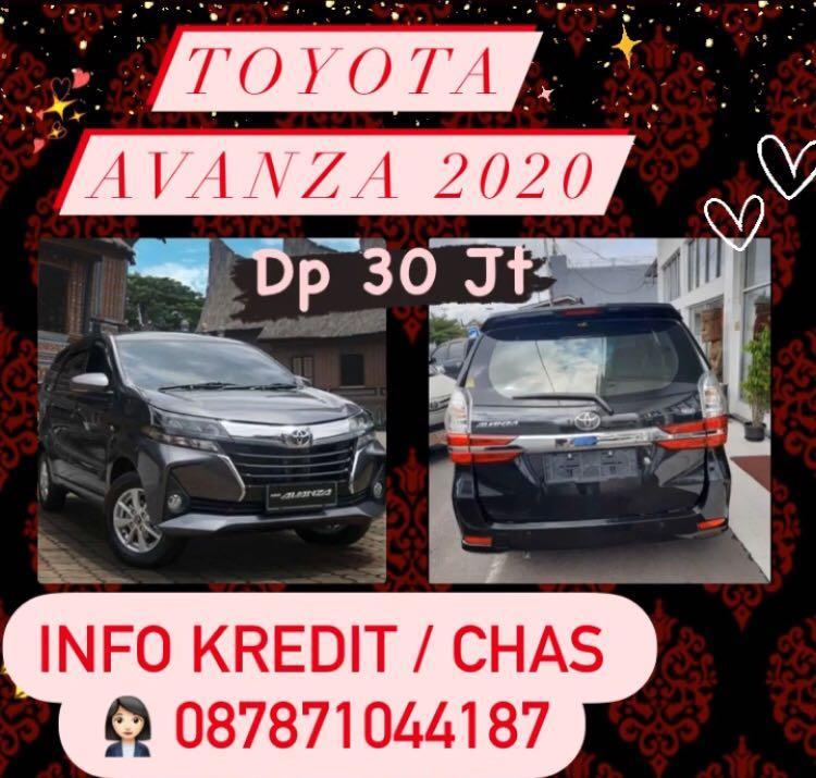 Promo Toyota Avanza 2020