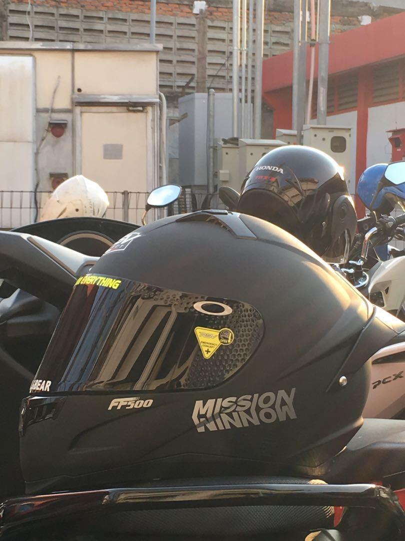 RSV FF500 Black Matte