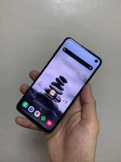 Samsung S10e Prism Black