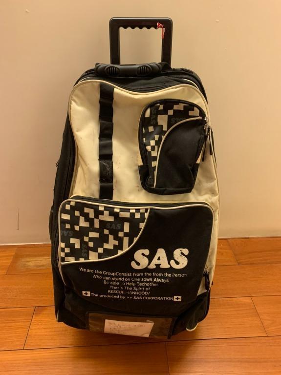 SAS Carry Bag 黃/白 超輕量化 拖輪袋潛水/旅行/旅遊/裝備箱/行李箱 拖箱 #週慶