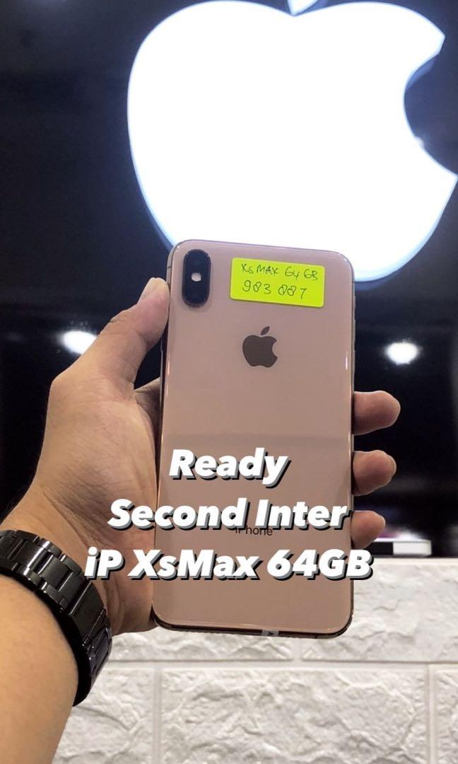 SECOND IPHONE 11PROMAX 64 GB GARANSI IBOX