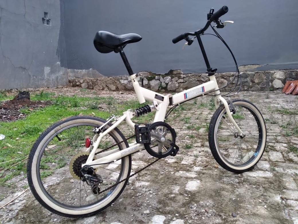 Sepeda Lipat Kozure 20