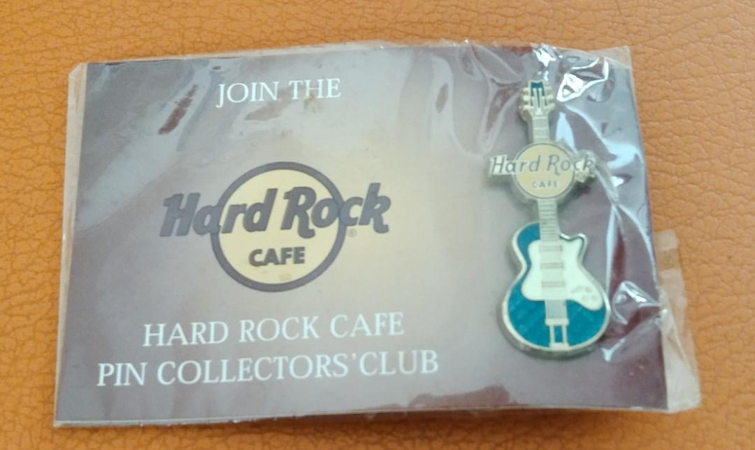 #special1010 Hard Rock Cafe Pin Collectors' Club
