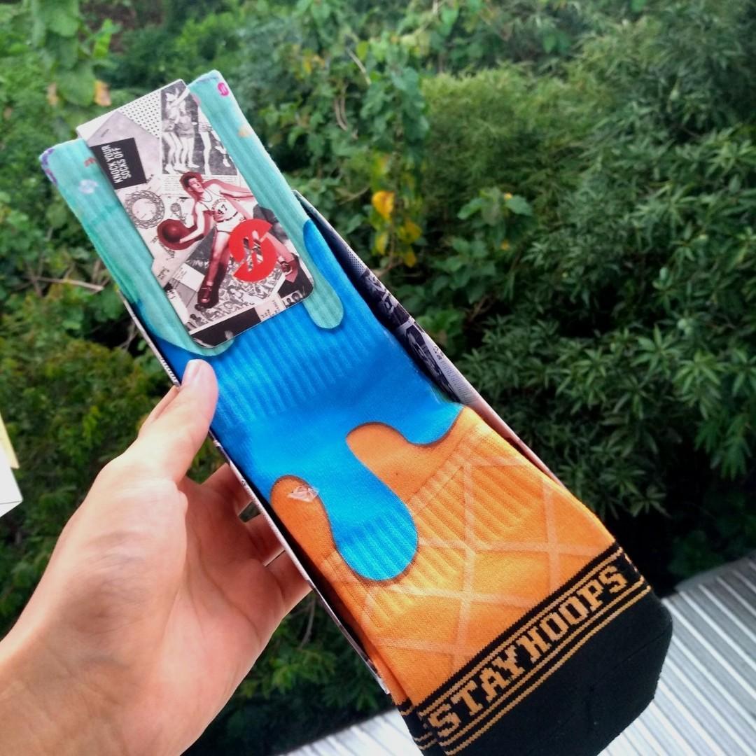 Stayhoops Regular socks - PAPERCREAM
