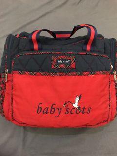 #special1010 Tas Baby Scots Besar