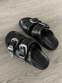 Topshop Buckle Sandals