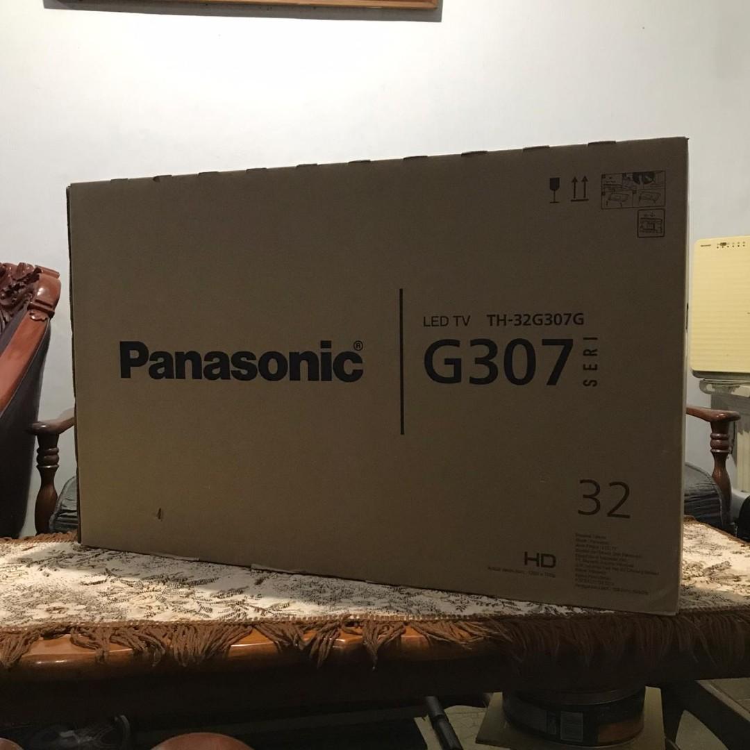 Tv Panasonic G307