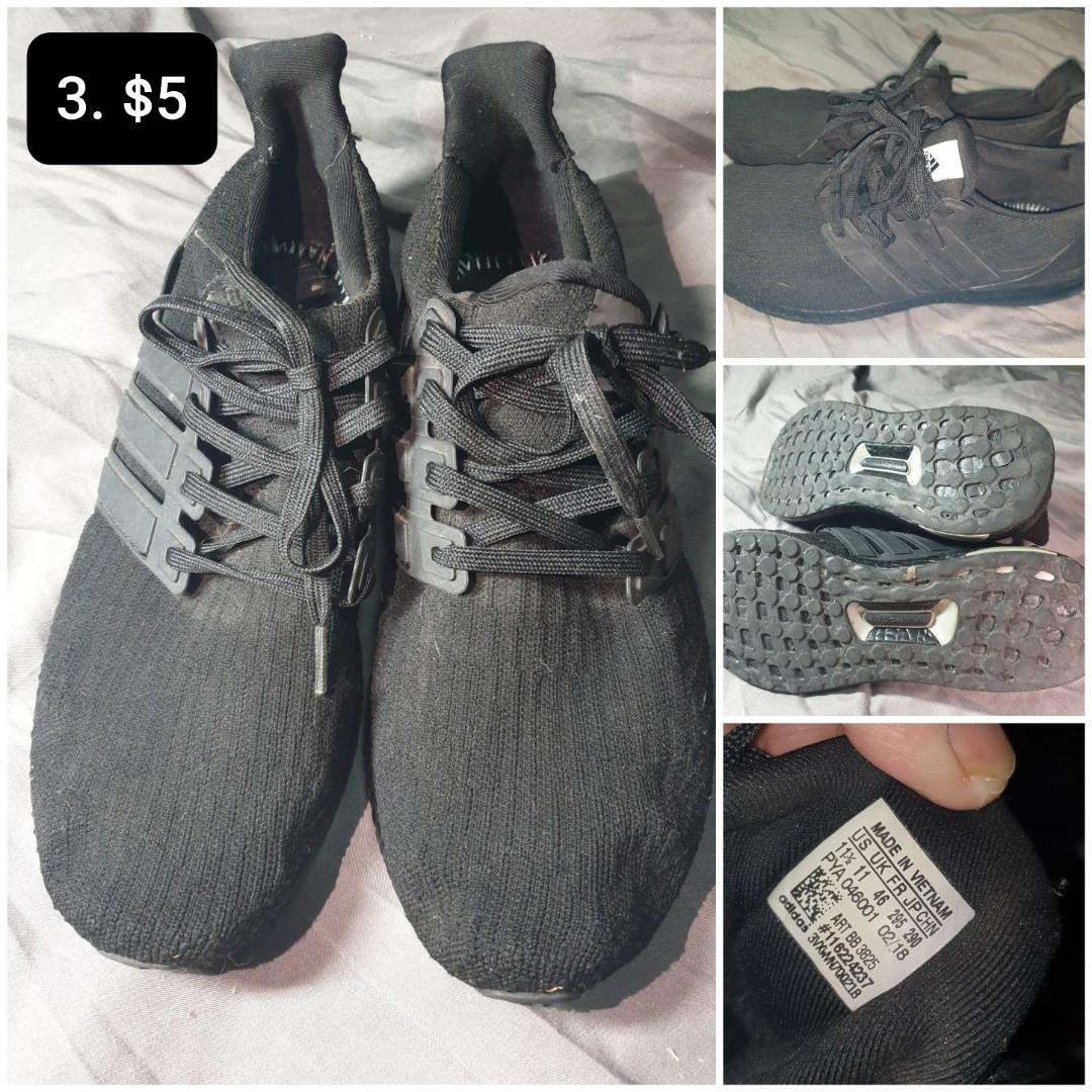 Used men shoes for clearance, Men's