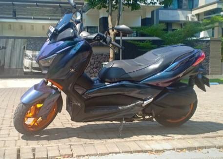 Yamaha XMAX 2017