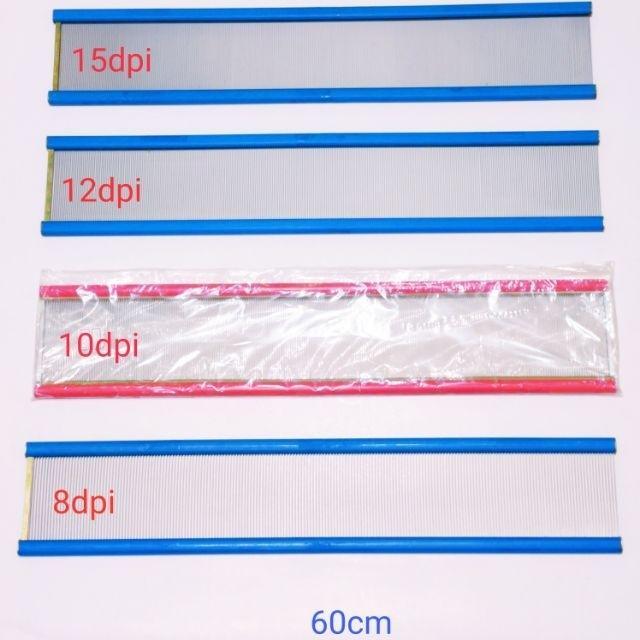 桌上機 / 落地機 / 織布機鋼扣60cm(8,10,12,15dpi)