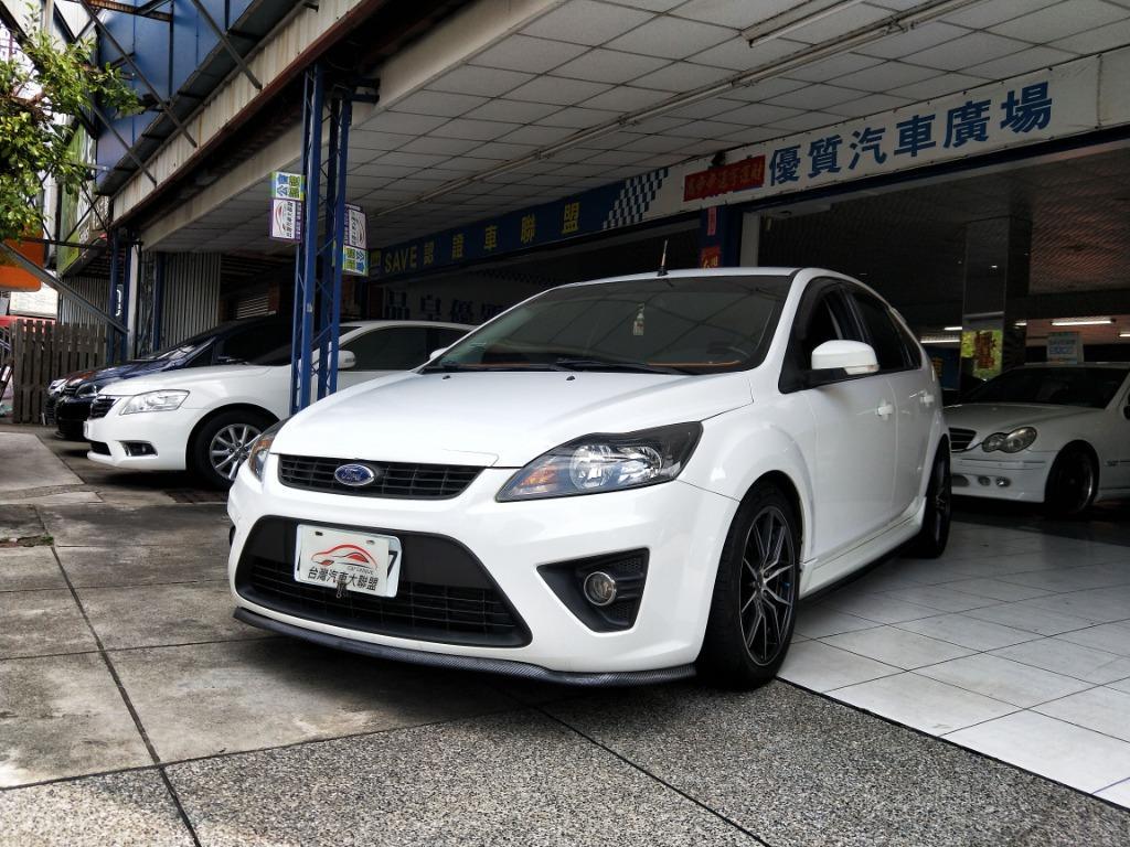 品皇汽車 FORD FOCUS 2.0 TDI 柴油 5門 定速 手自排 影音