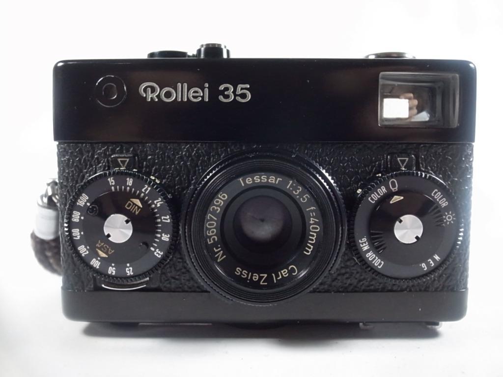 [一直攝] Rollei 35 底片相機 (零件機)