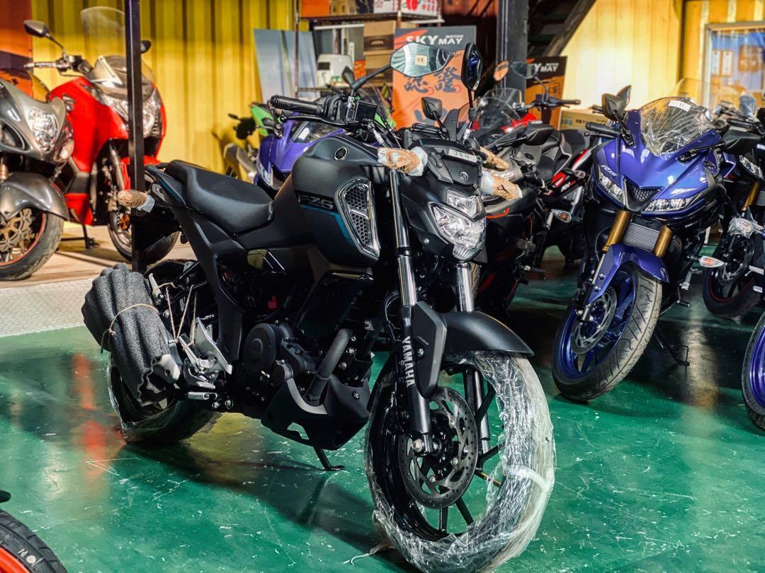 山葉檔車 Yamaha FZ-S150 FI ABS  月付3xxx元 圓夢辦理