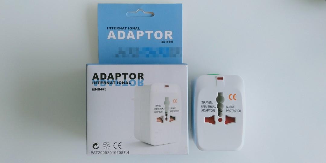 Adaptor International