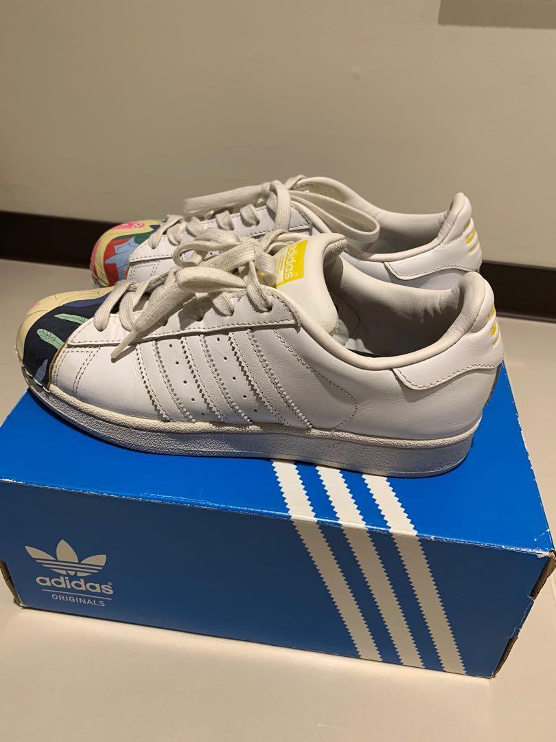 Adidas 菲董聯名 9成新