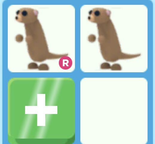 Adopt Me Safari Pet Meerkats Toys Games Video Gaming In Game Products On Carousell