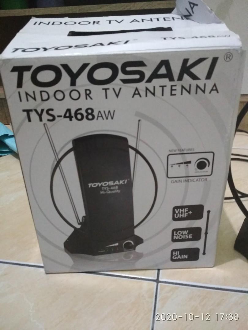 Antena TV indoor (dalam) Toyosaki