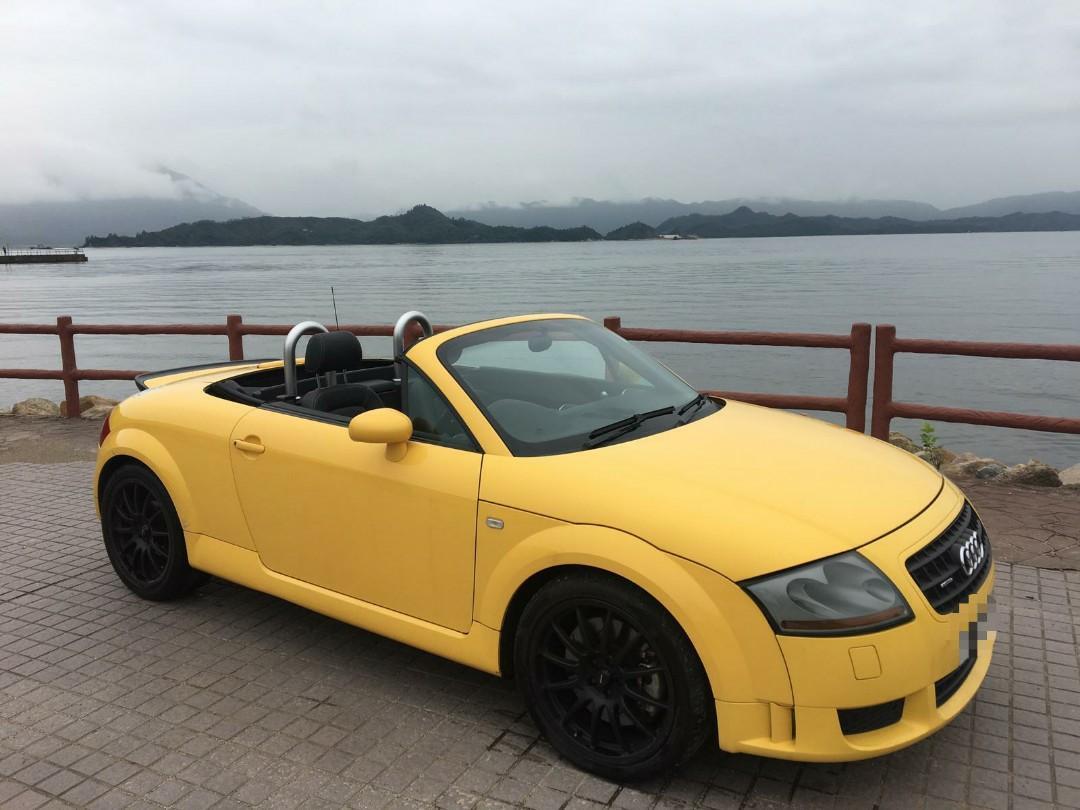 Audi TT Roadster 3.2 quattro S tronic Auto