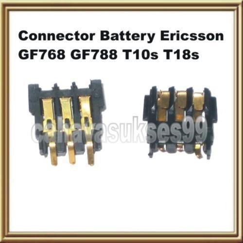 Battery Connector Ericsson konektor GF768 GF788 T10s T18s