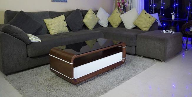 Beautiful L Shaped Used Sofa For Sale Furniture Sofas On Carousell