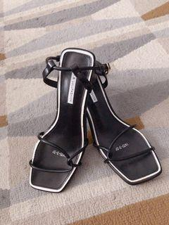 Black heels 5.5cm