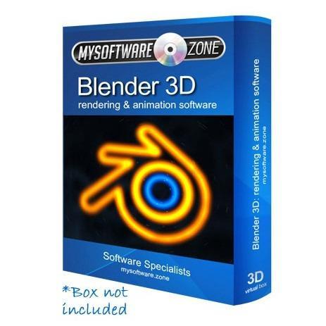 Blender 3D v2.78c Pro - Aplikasi Pembuat dan Edit Video Windows