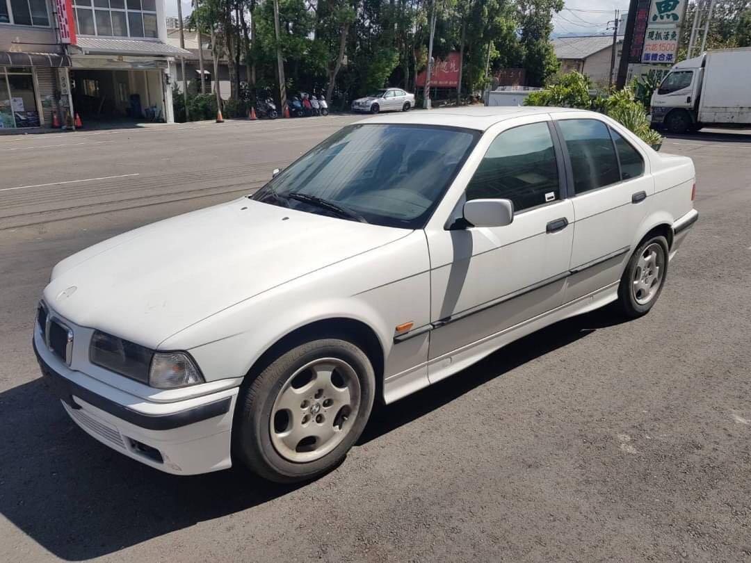 BMW             318      1997年         1800cc