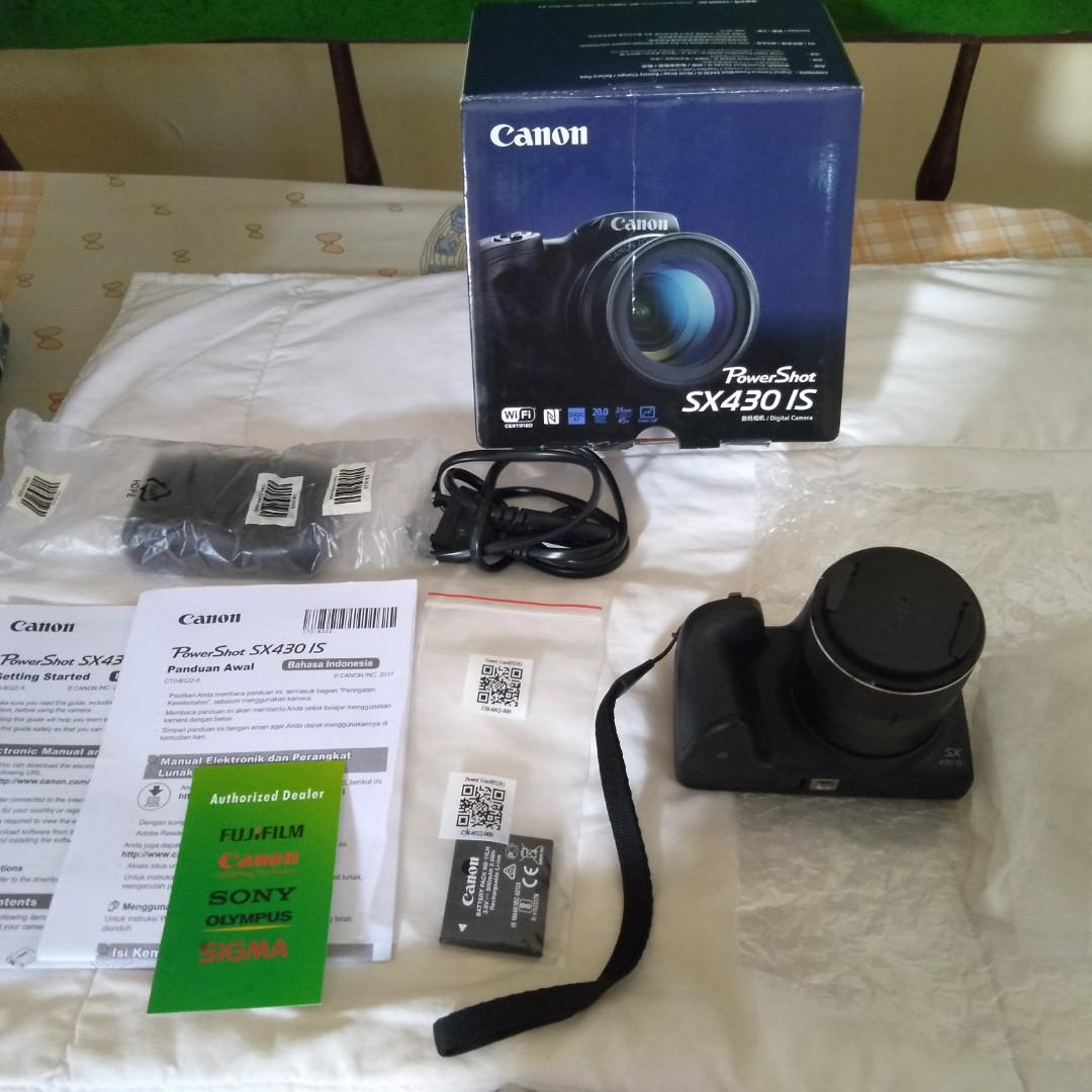 Camera Canon power shot